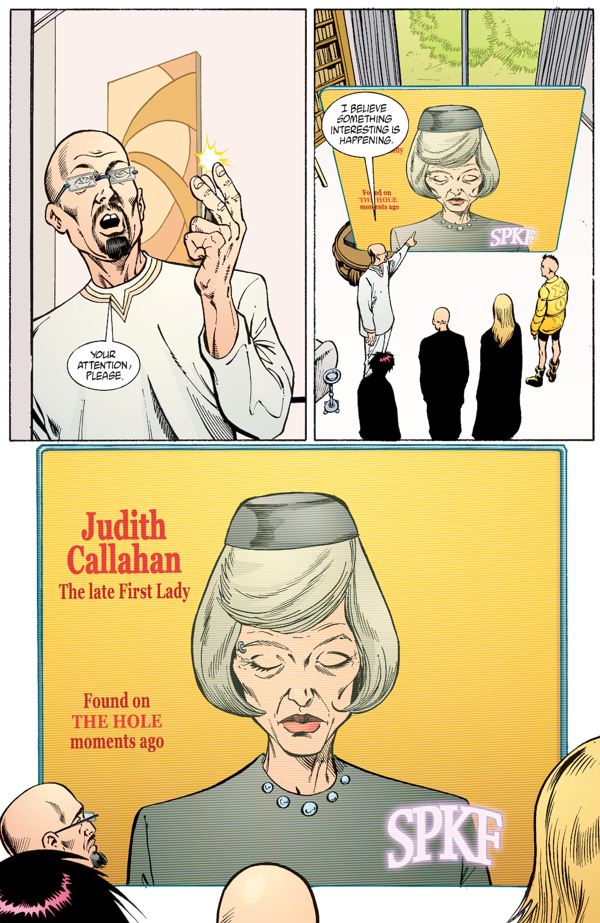 Read online Transmetropolitan comic -  Issue #56 - 7