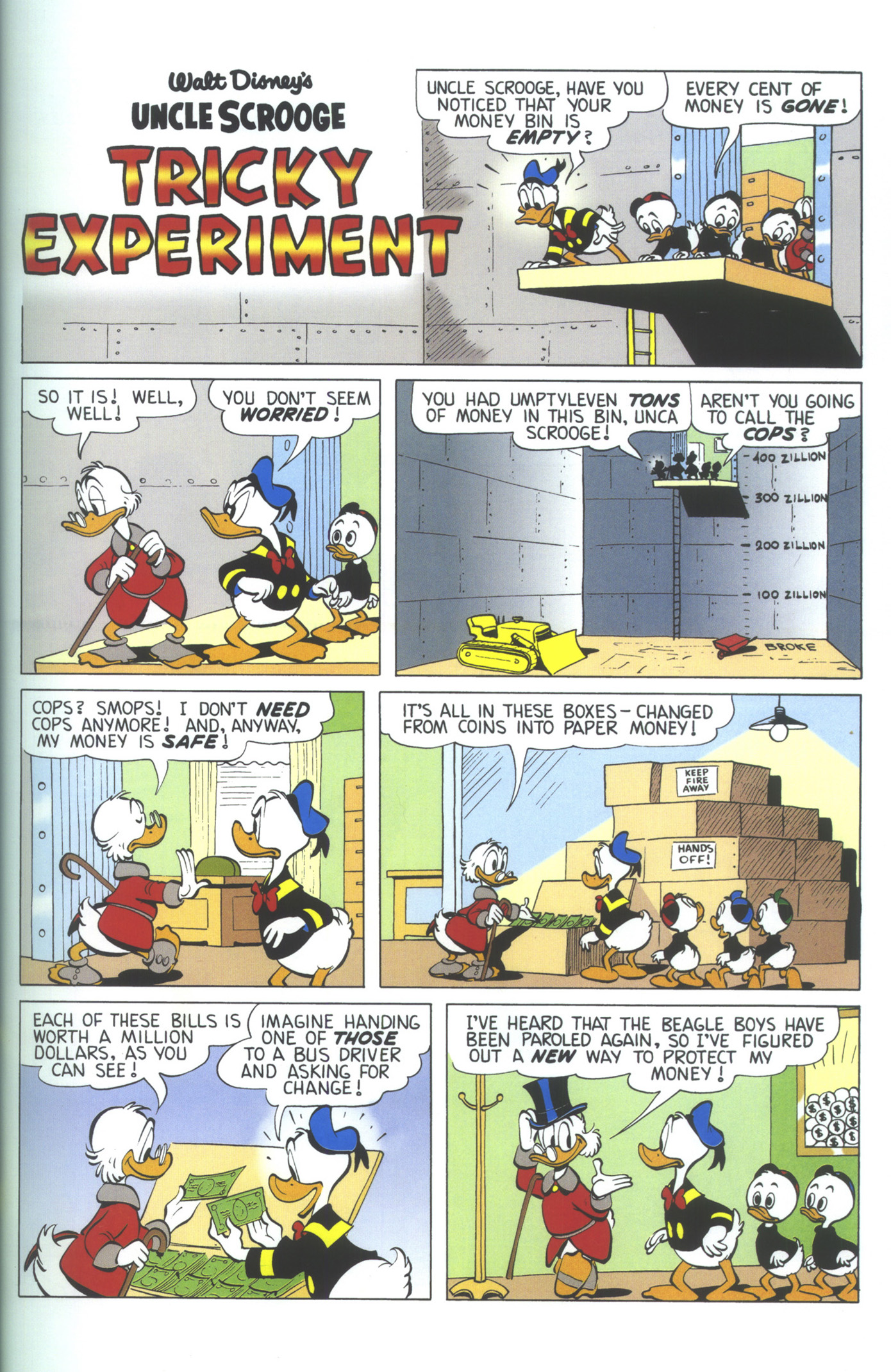 Read online Uncle Scrooge (1953) comic -  Issue #366 - 29