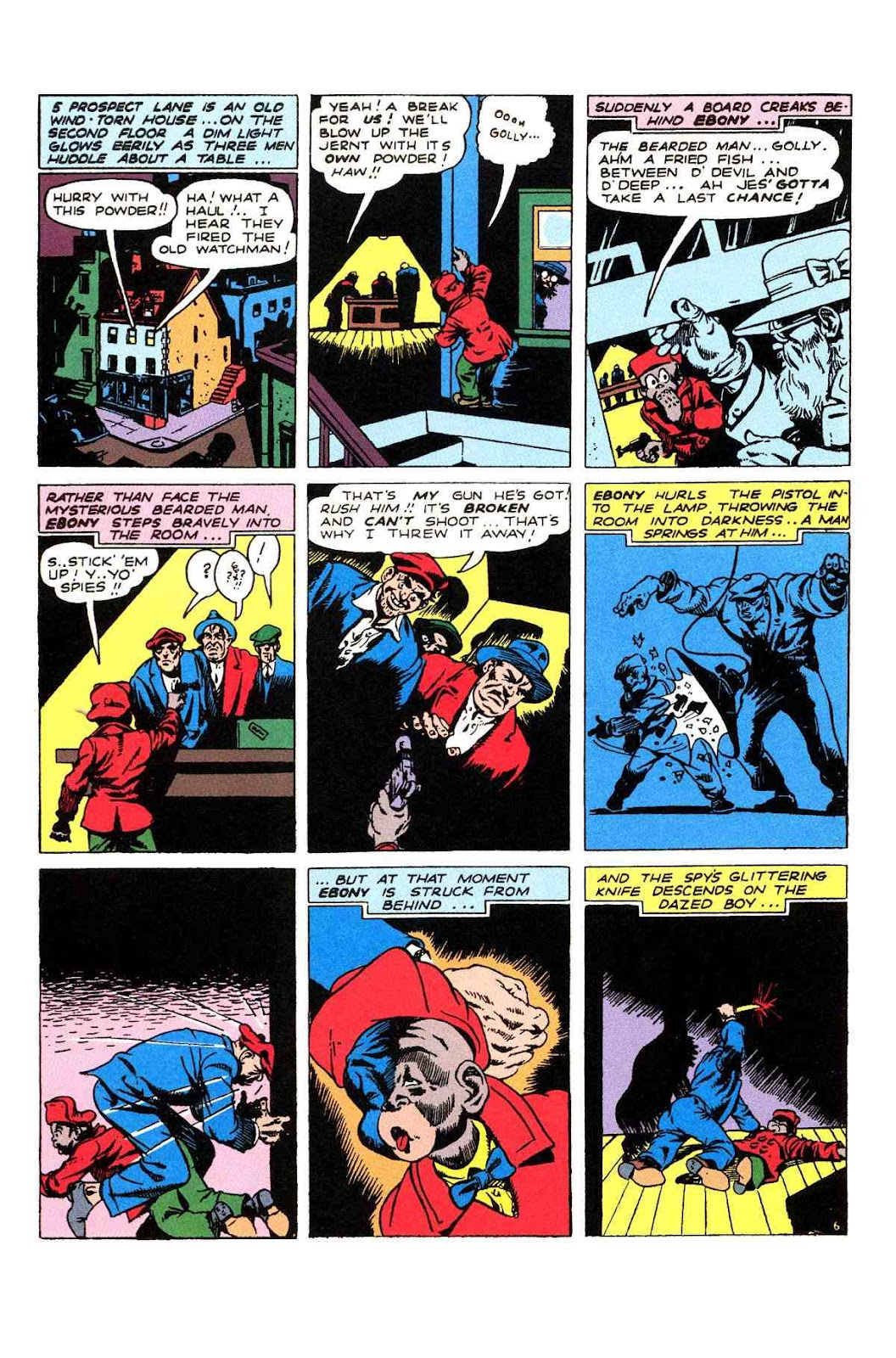 Read online Will Eisner's The Spirit Archives comic -  Issue # TPB 2 (Part 2) - 10