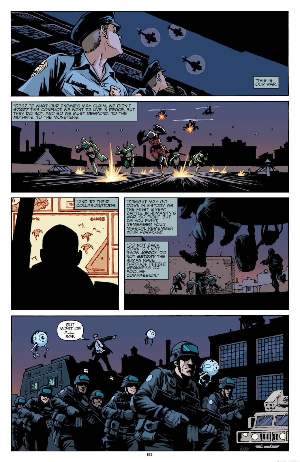 Read online Teenage Mutant Ninja Turtles: The IDW Collection comic -  Issue # TPB 8 (Part 2) - 82