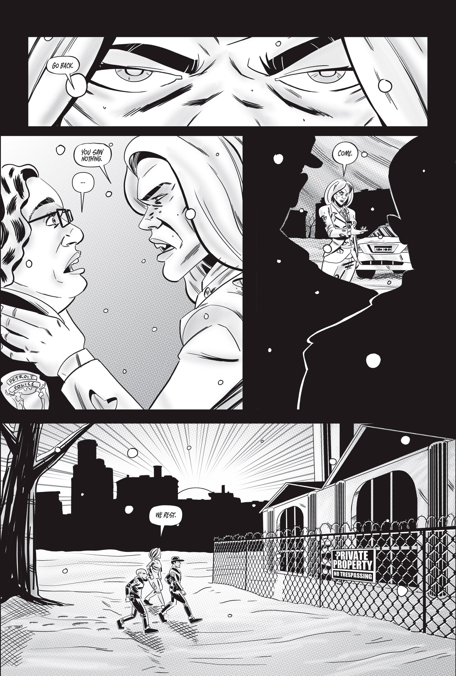 Read online Corktown comic -  Issue #2 - 21
