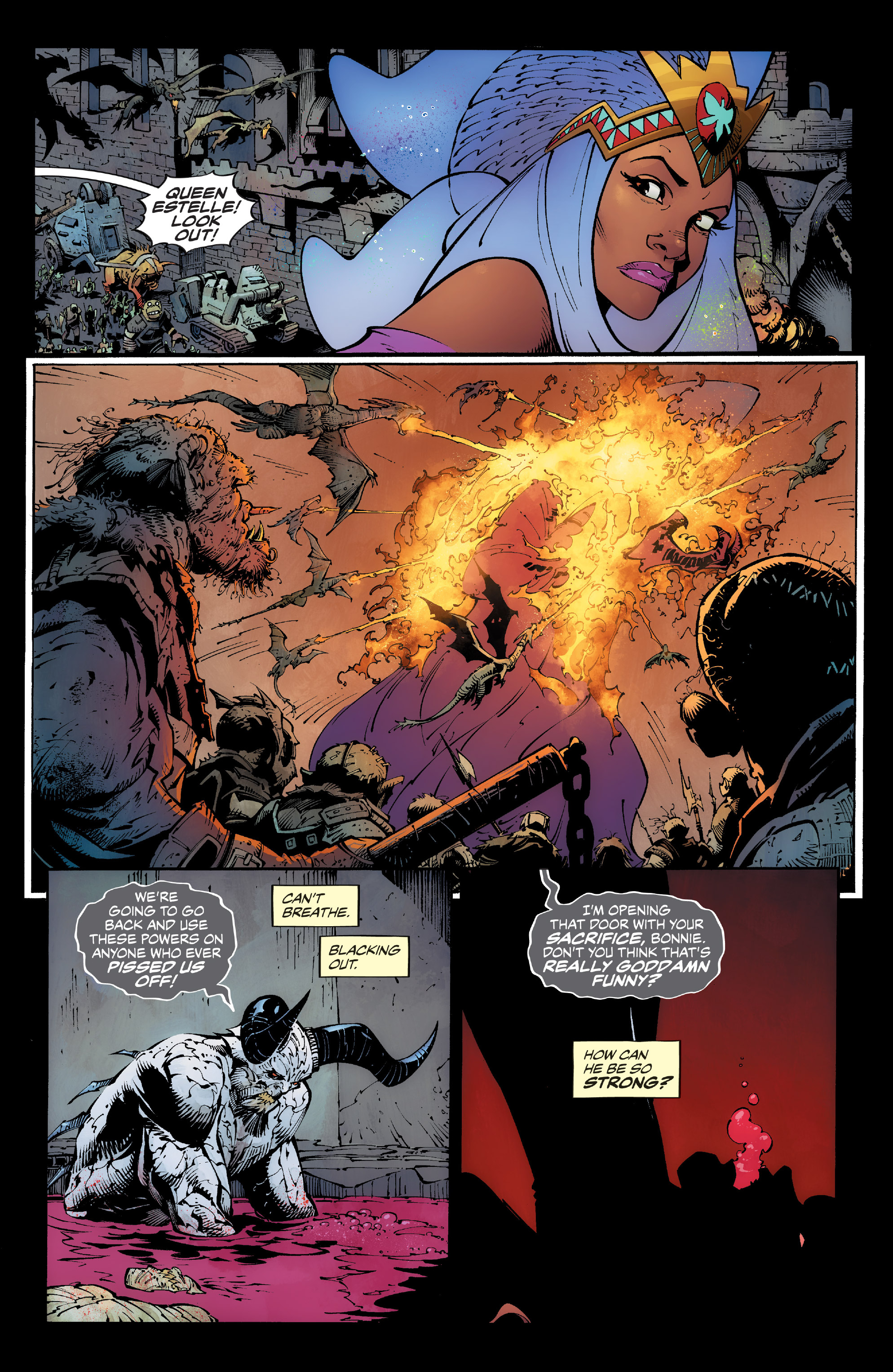 Read online Reborn comic -  Issue #6 - 20