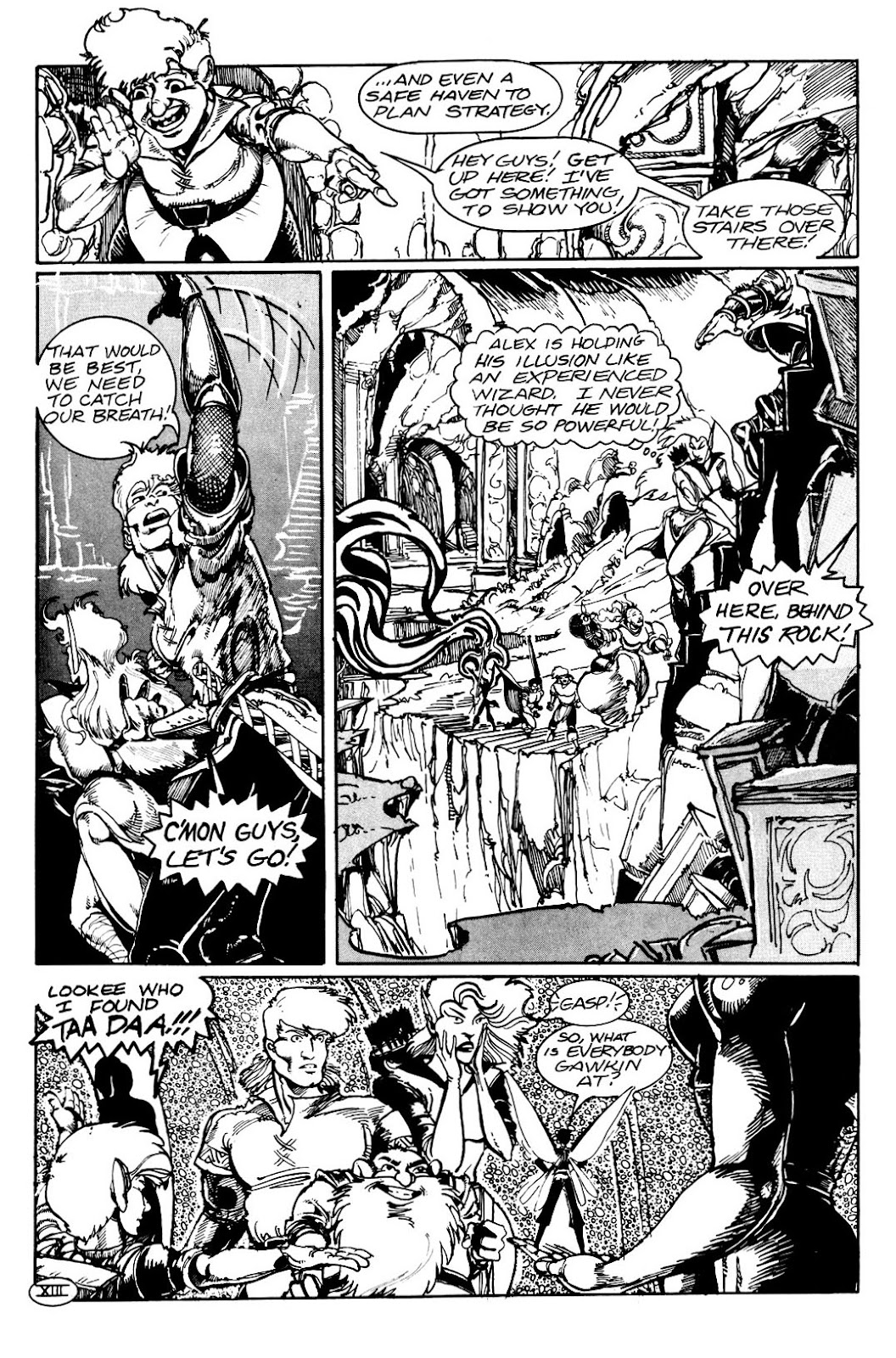 The Realm (1986) issue 18 - Page 15