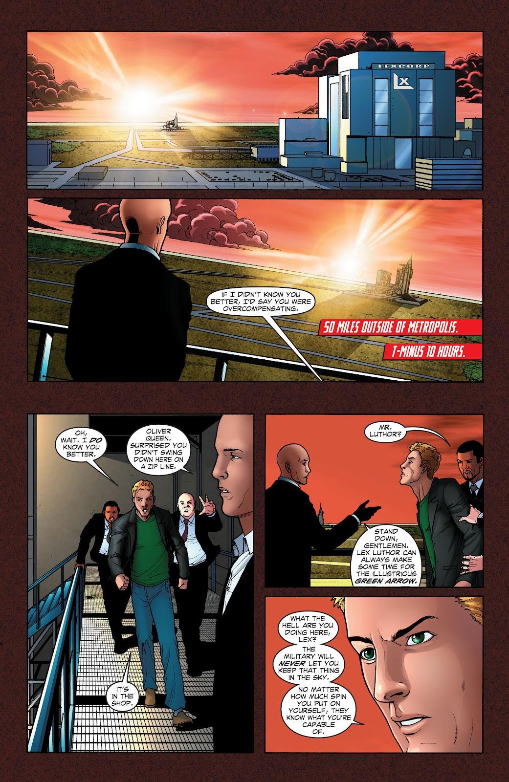 Read online Smallville Season 11 [II] comic -  Issue # TPB 1 - 49