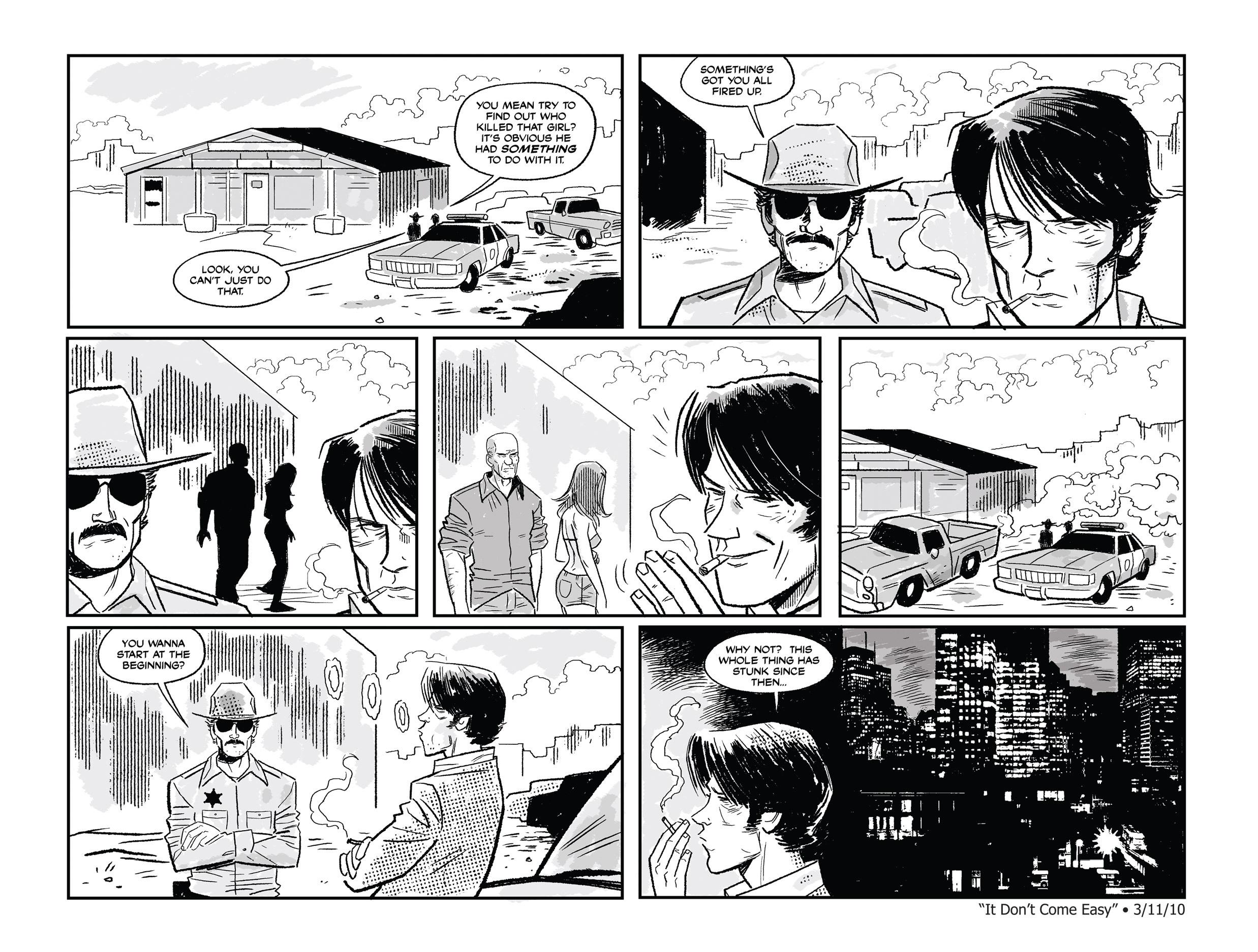 Read online She Died In Terrebonne comic -  Issue #2 - 13