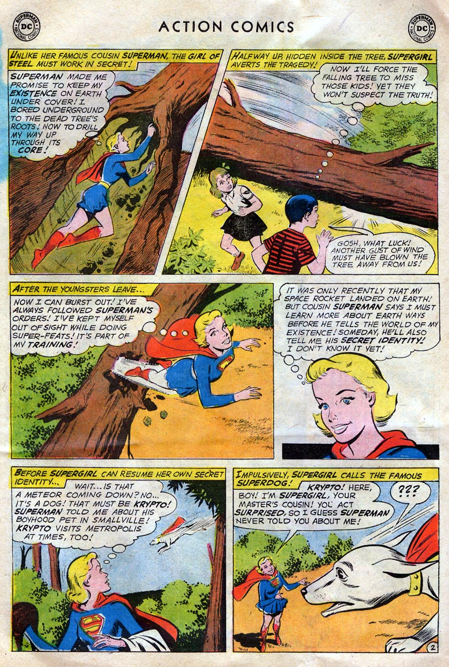 Read online Action Comics (1938) comic -  Issue #258 - 26