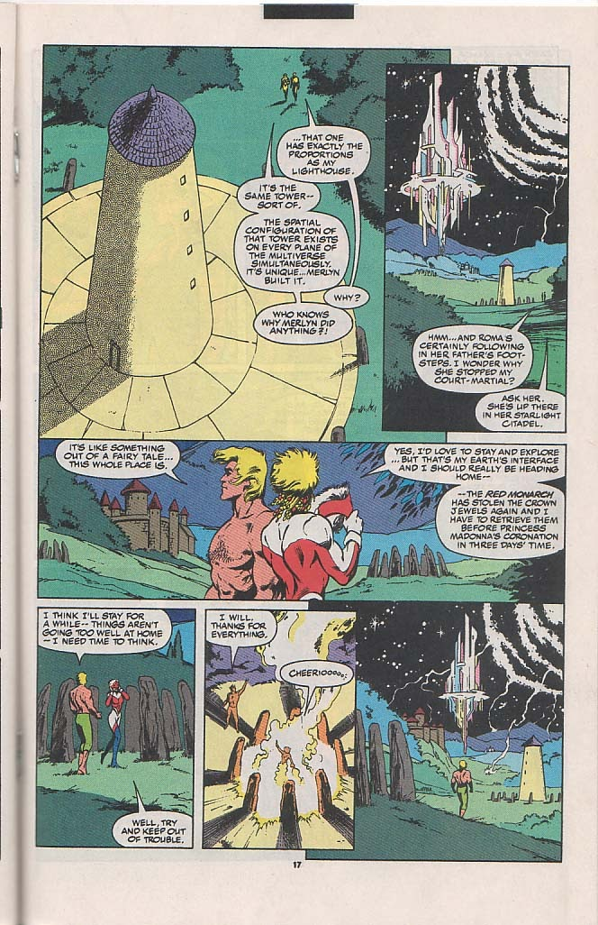 Excalibur (1988) issue 45 - Page 13