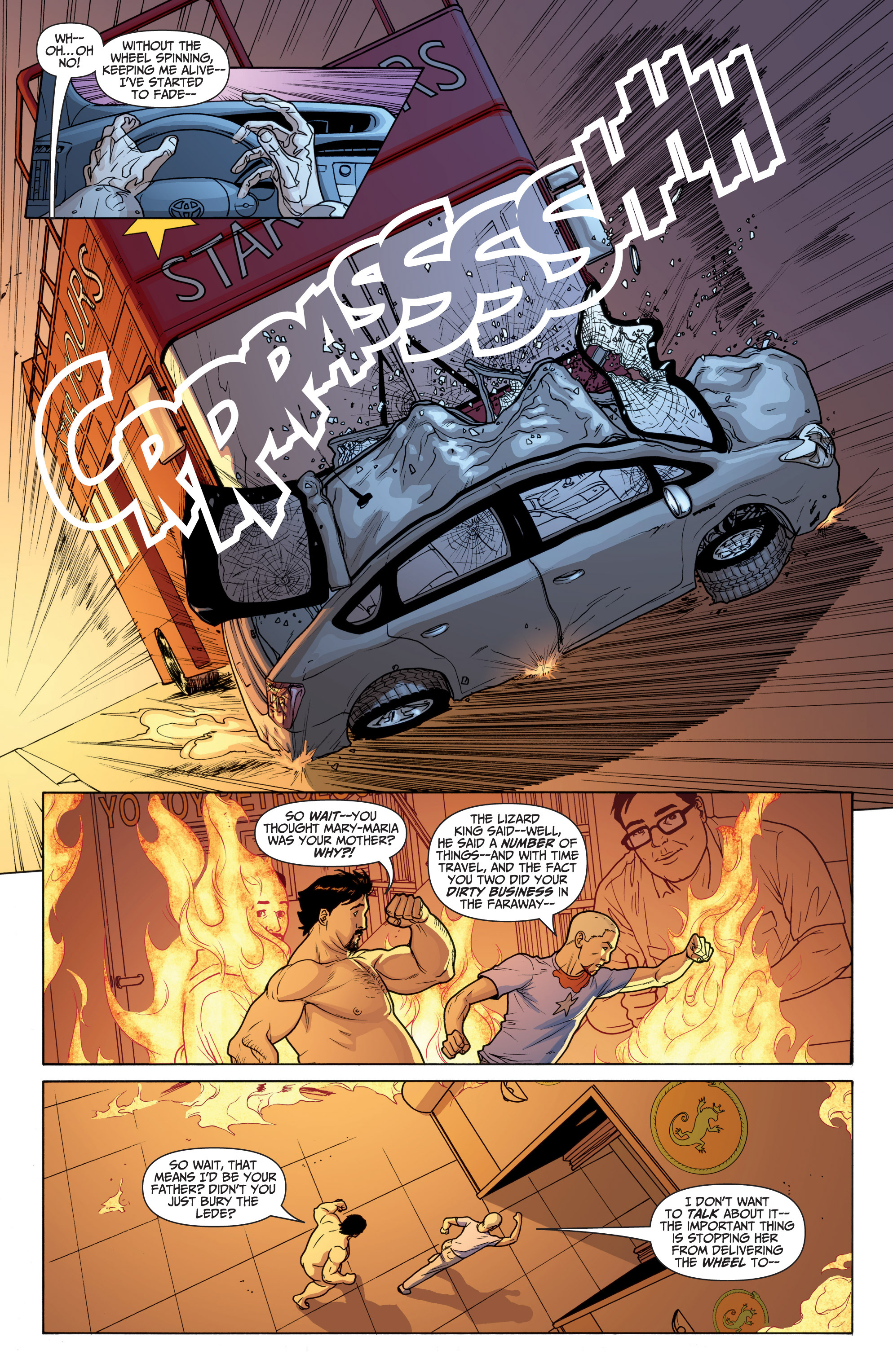 Read online Archer and Armstrong comic -  Issue #Archer and Armstrong _TPB 6 - 77