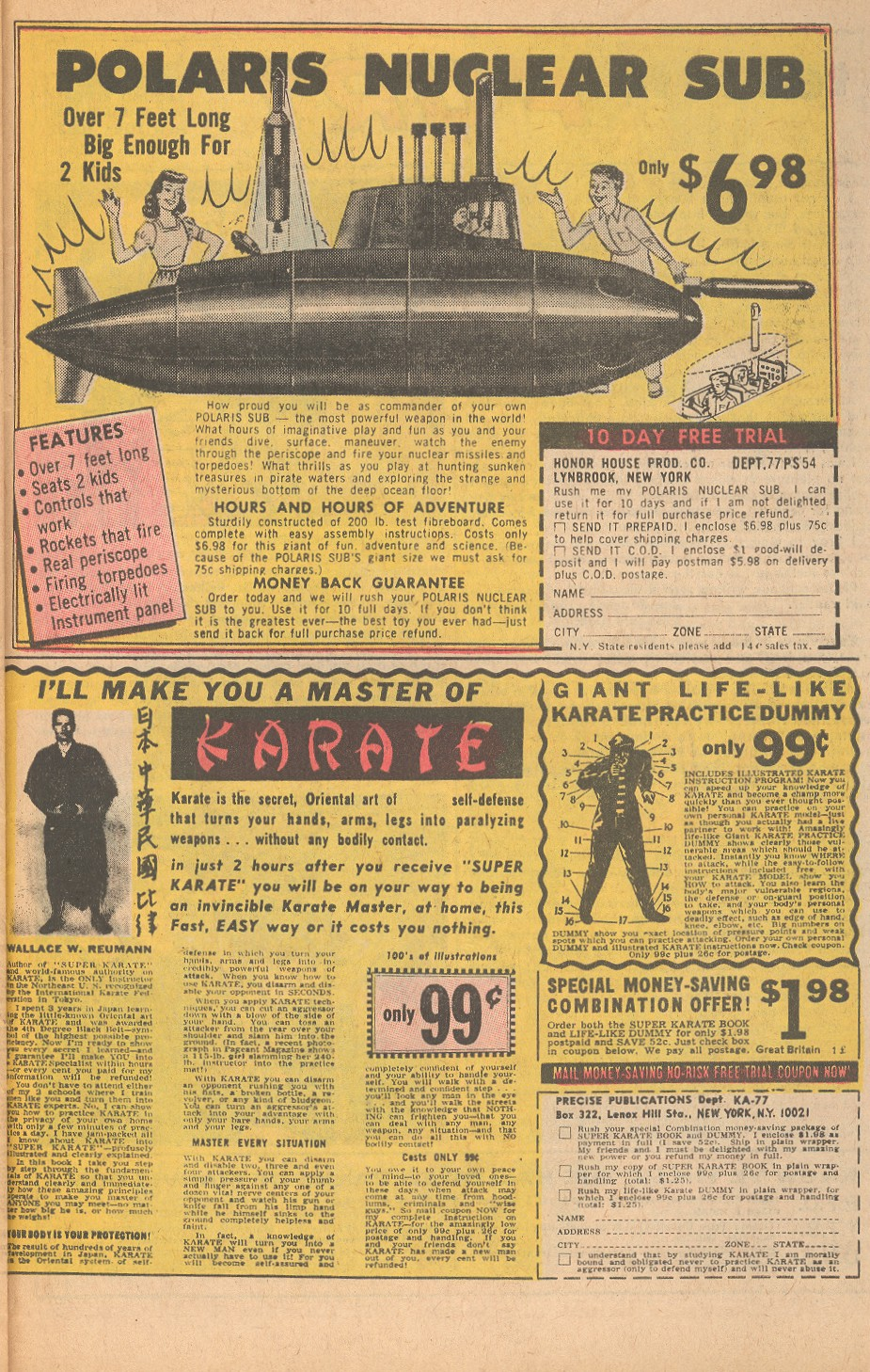 Read online Sgt. Fury comic -  Issue #68 - 31