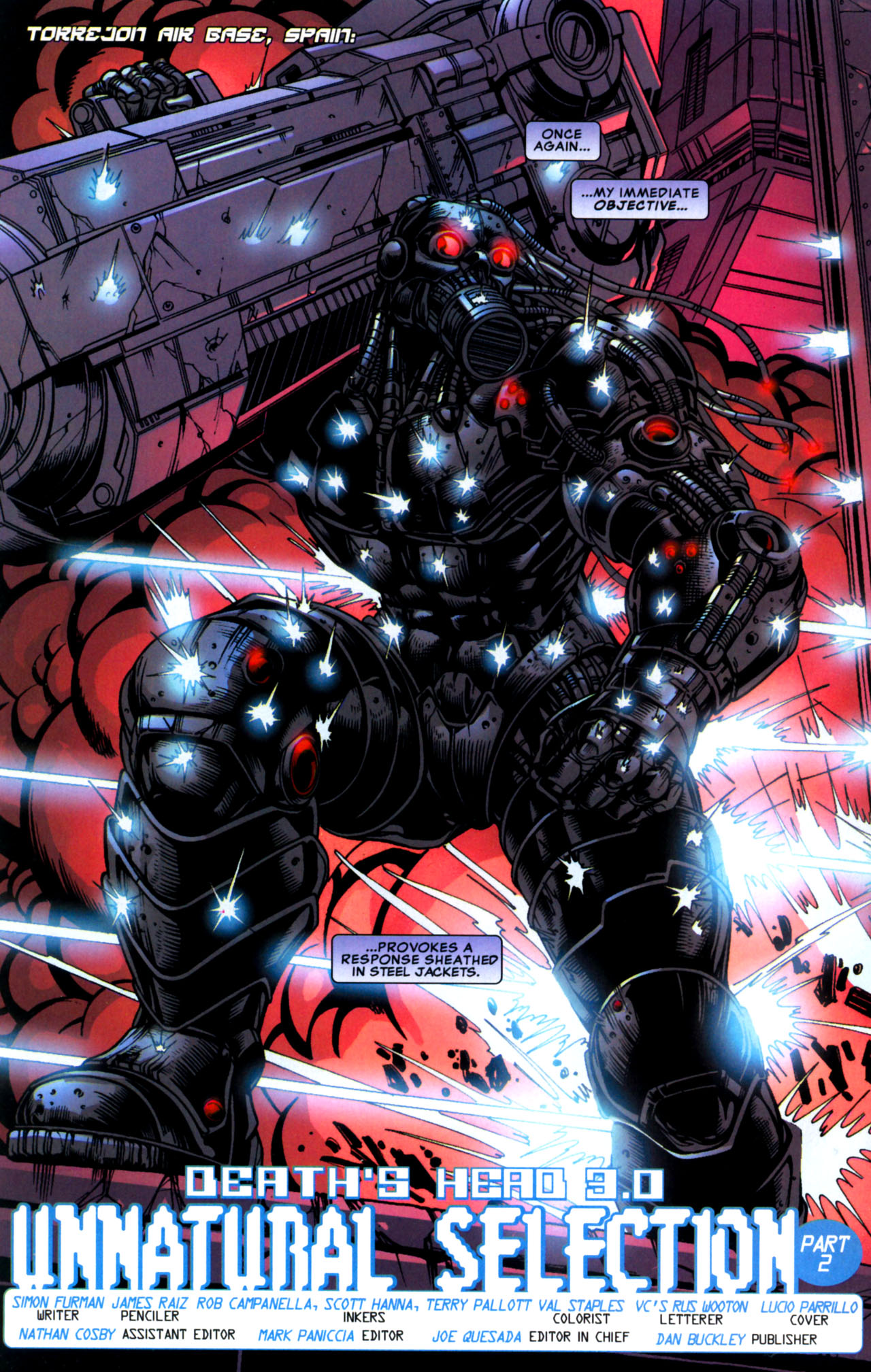 Read online Amazing Fantasy (2004) comic -  Issue #17 - 4