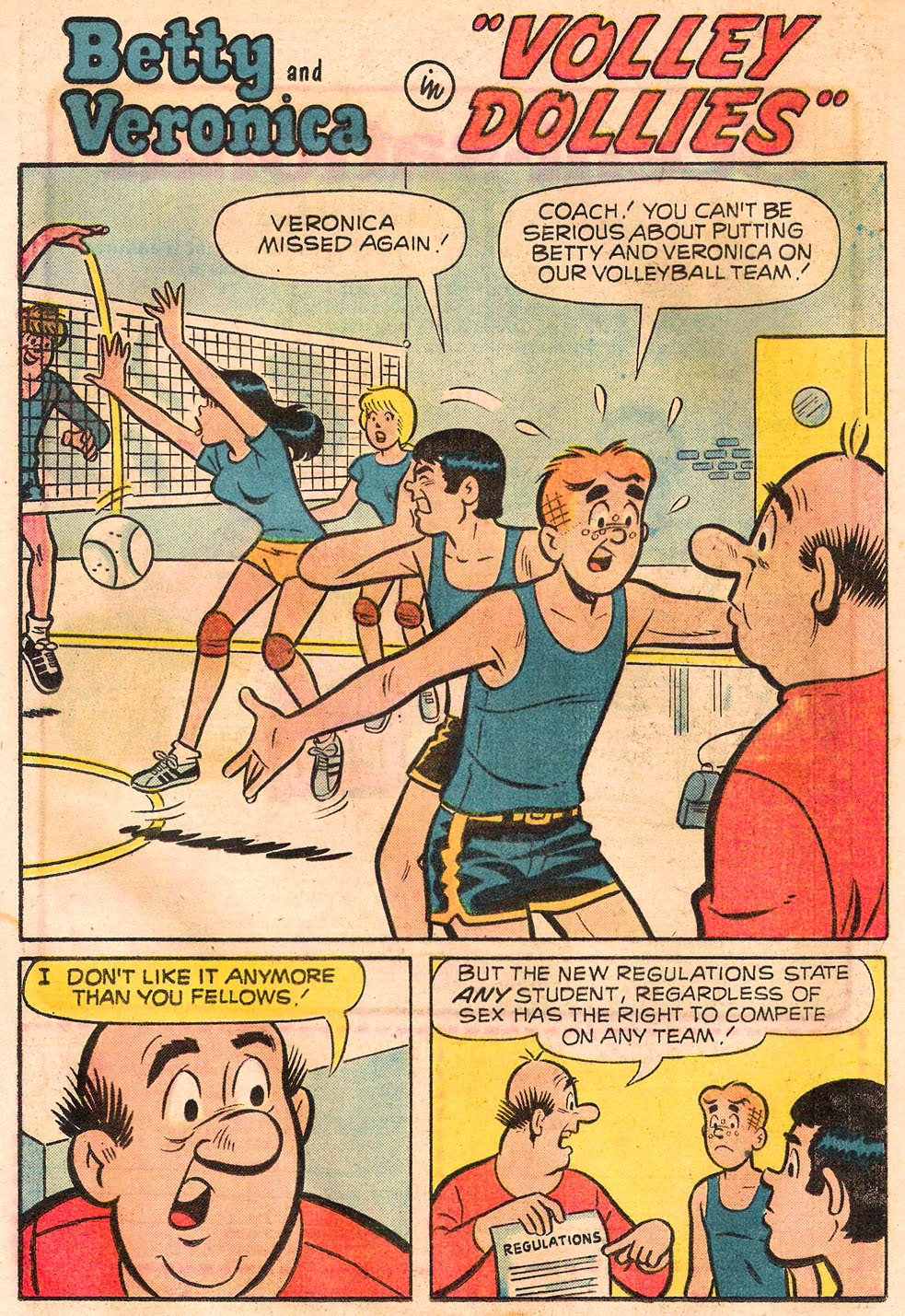 Read online Archie's Girls Betty and Veronica comic -  Issue #245 - 20