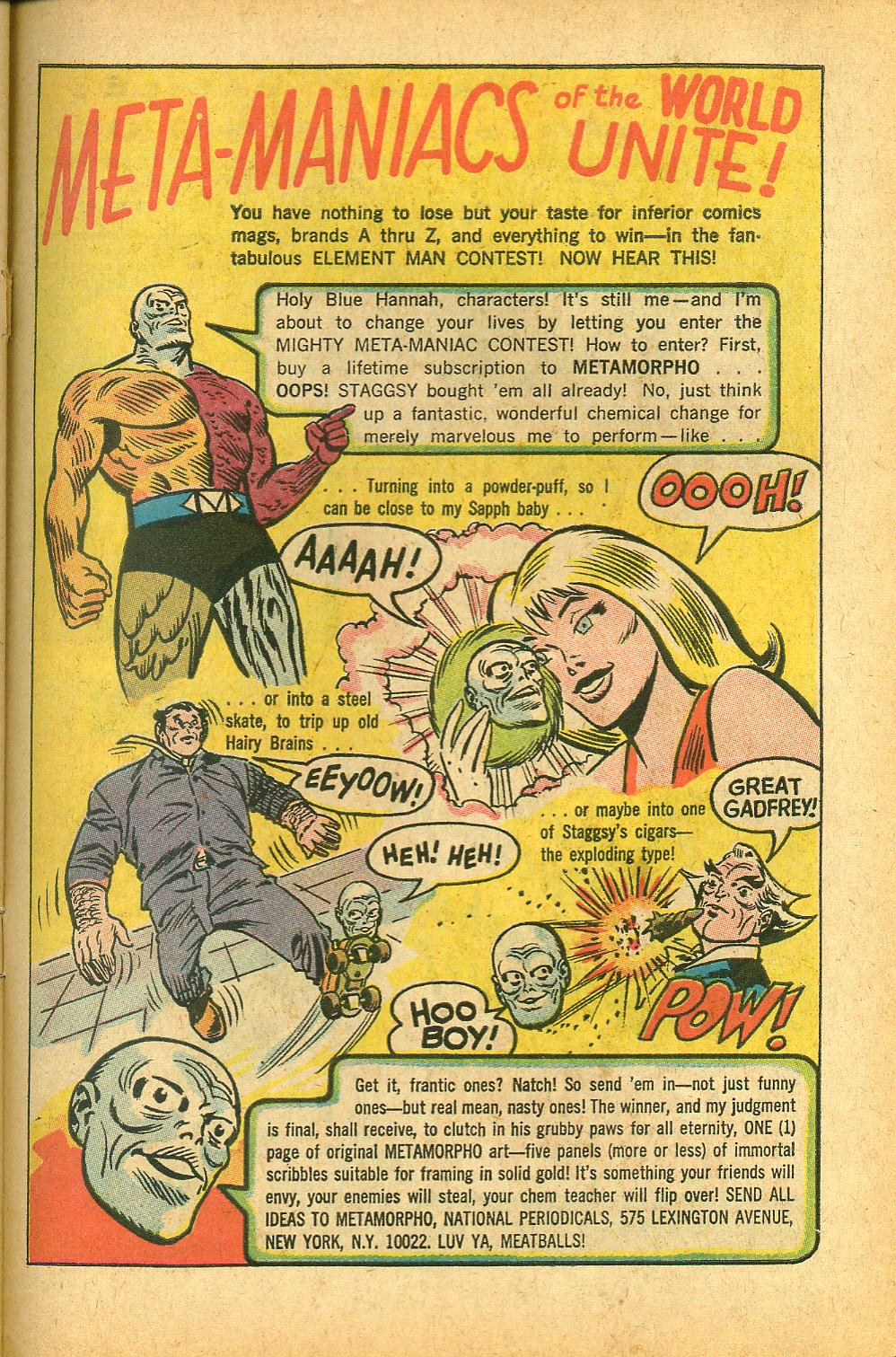 Metamorpho (1965) issue 12 - Page 31