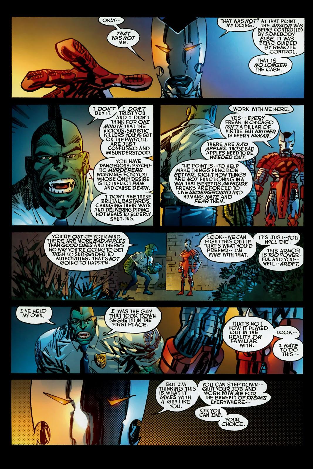 The Savage Dragon (1993) Issue #150 #153 - English 28