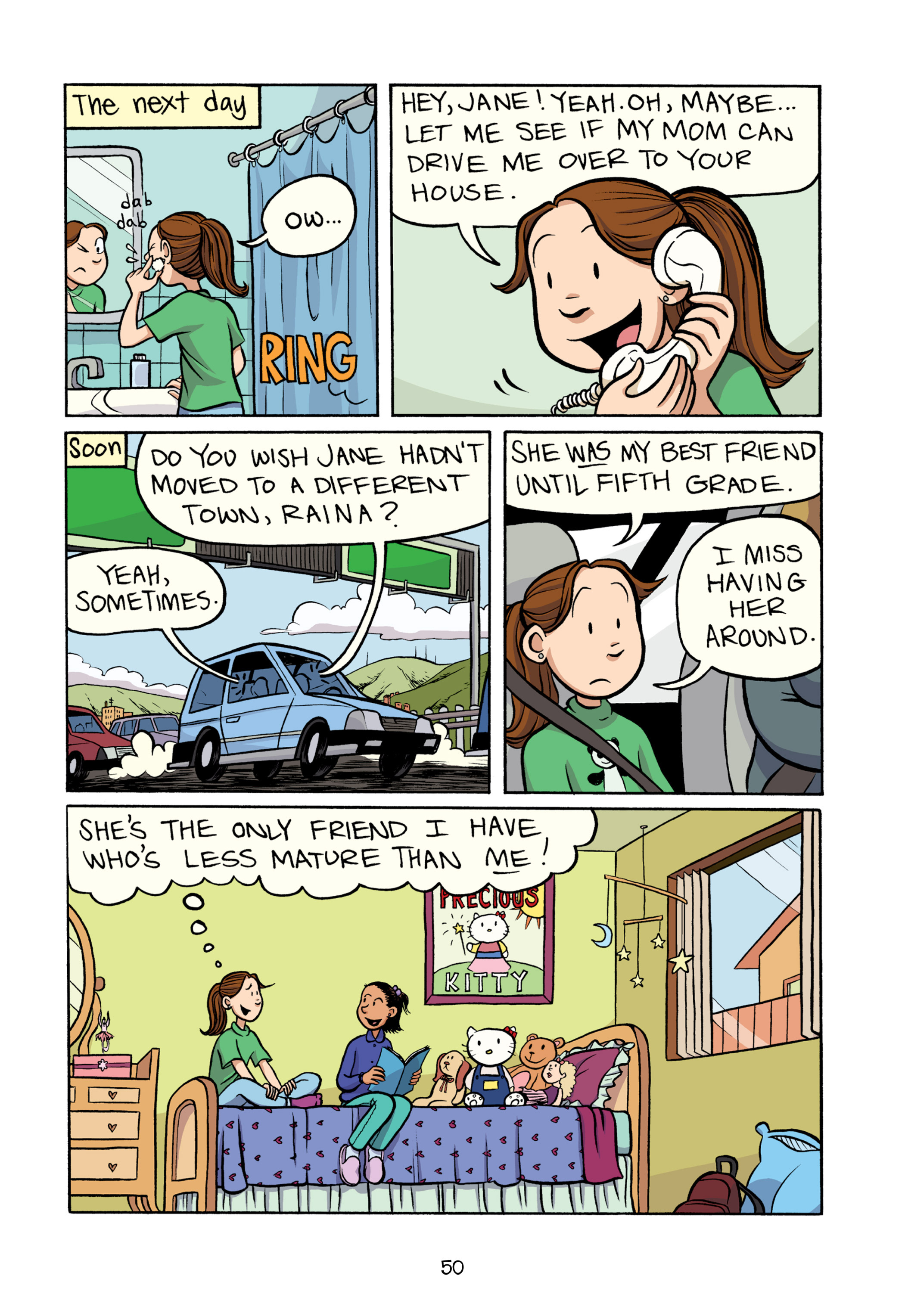 Read online Smile comic -  Issue # TPB - 56