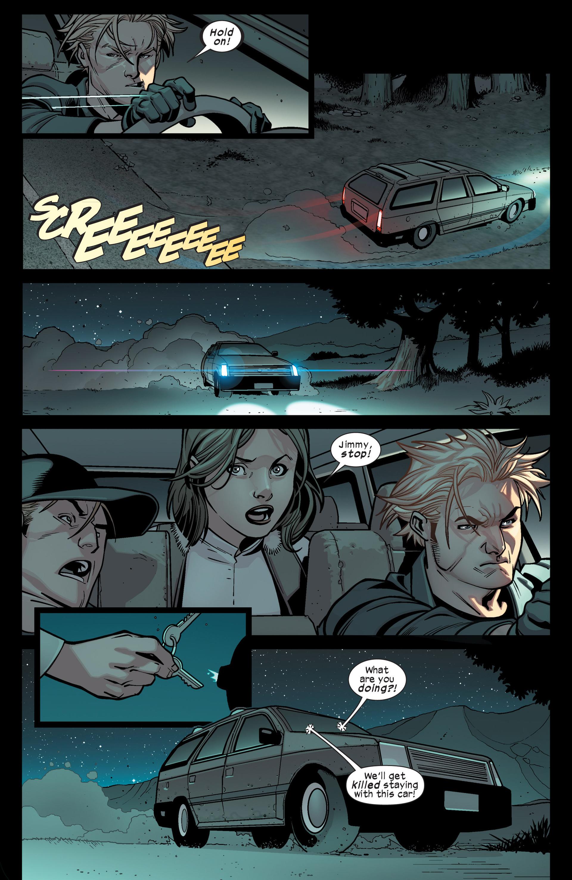 Read online Ultimate Comics X-Men comic -  Issue #15 - 13