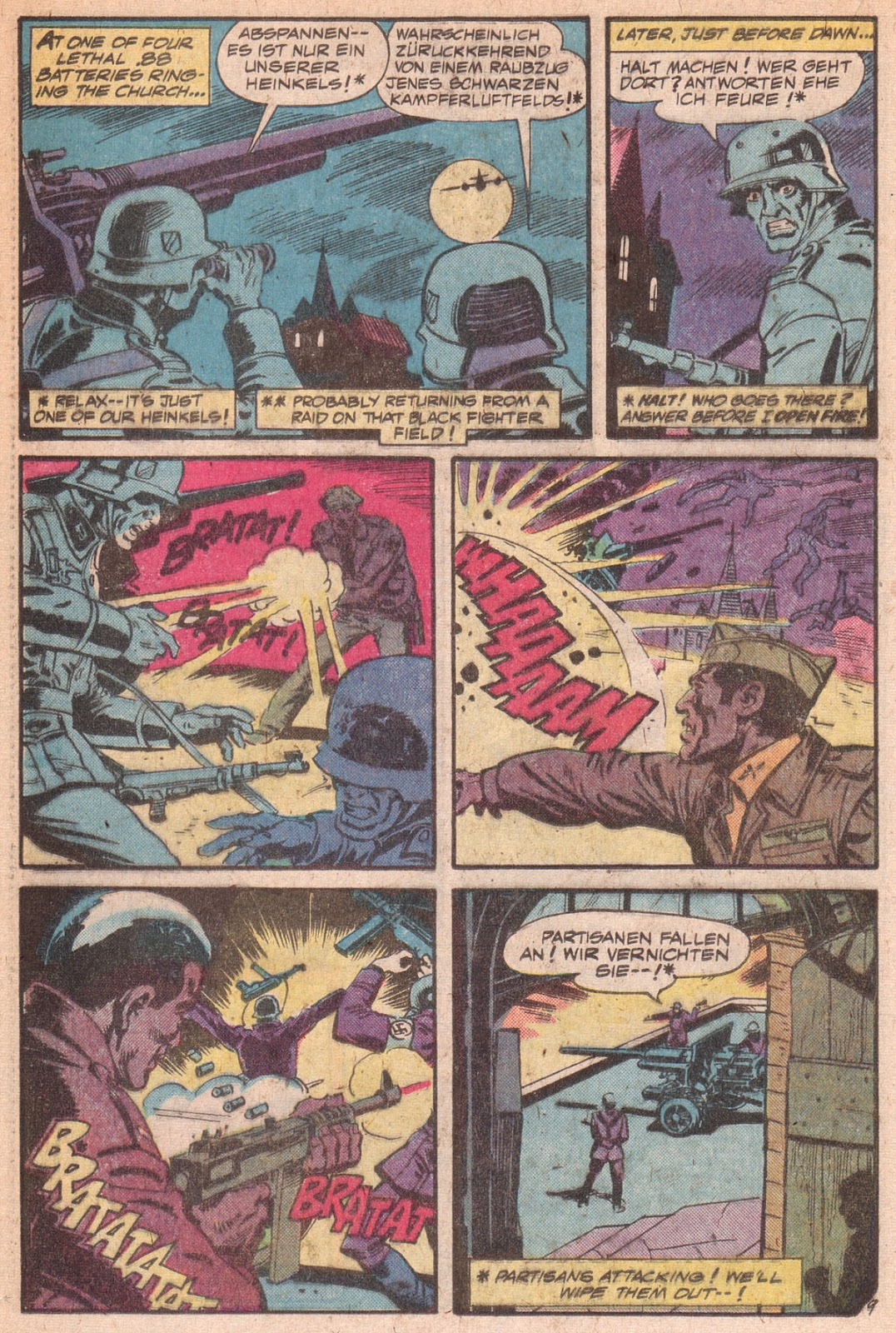 Read online All-Out War comic -  Issue #5 - 37