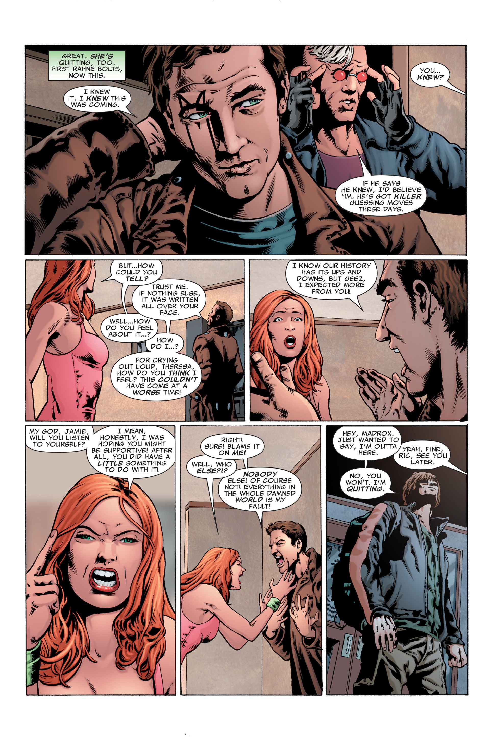 Read online X-Factor (2006) comic -  Issue #29 - 7