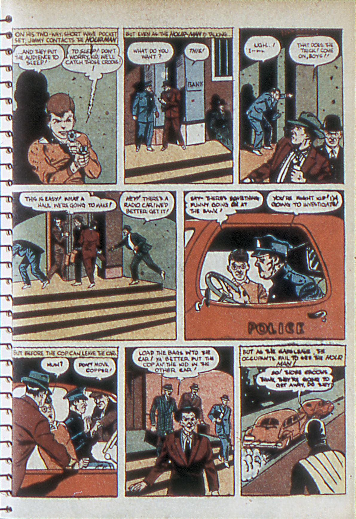 Read online Adventure Comics (1938) comic -  Issue #55 - 8