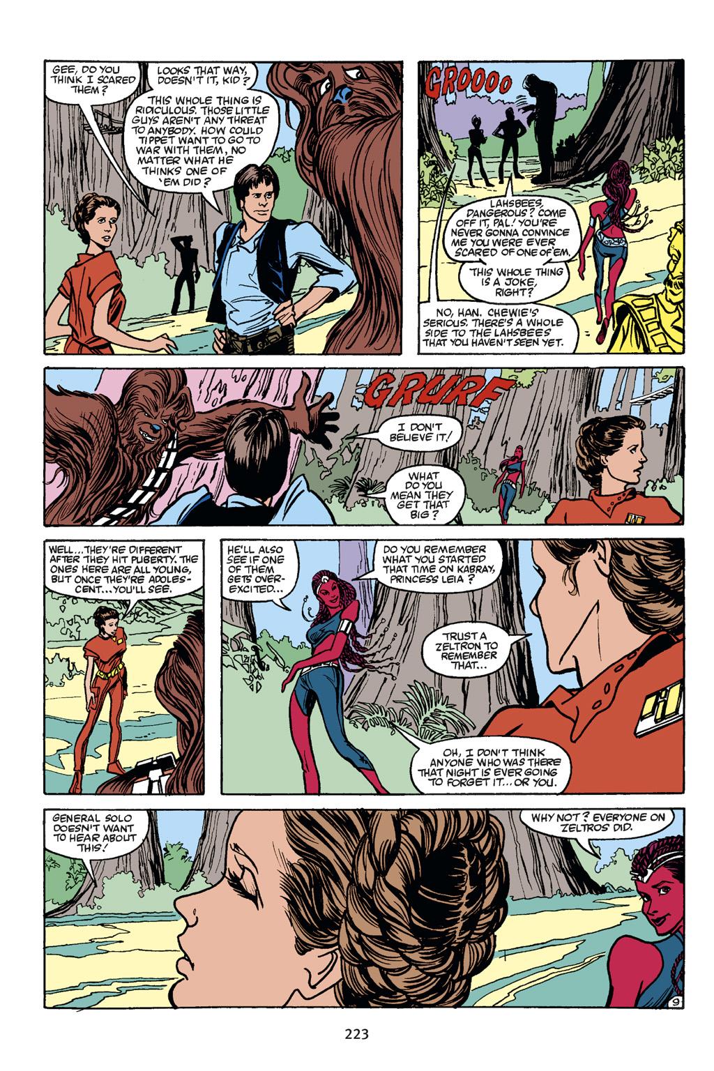 Read online Star Wars Omnibus comic -  Issue # Vol. 21 - 214