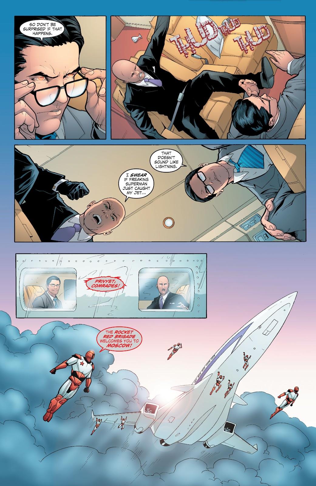Read online Smallville Season 11 [II] comic -  Issue # TPB 6 - 77