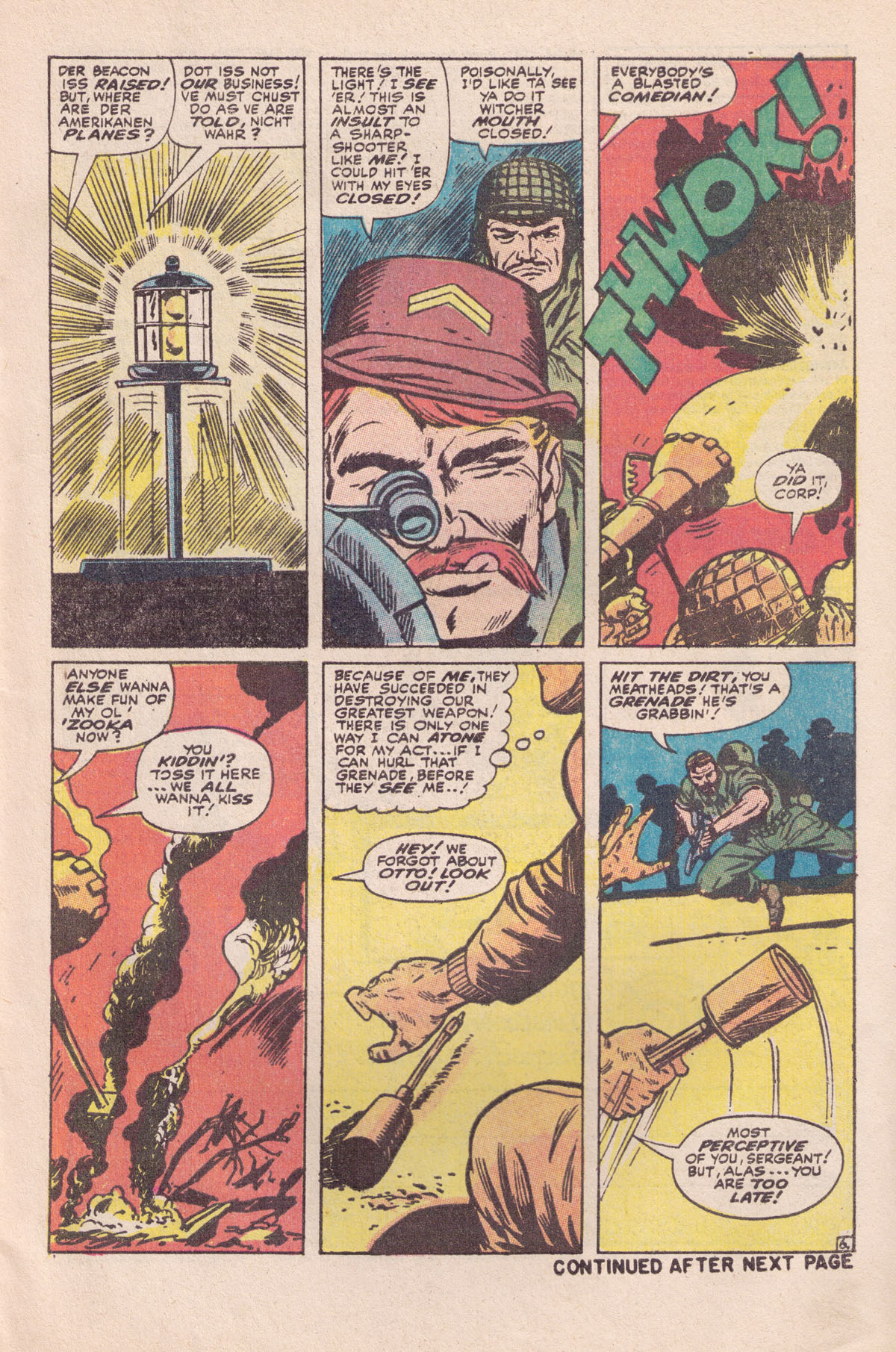Read online Sgt. Fury comic -  Issue #89 - 9