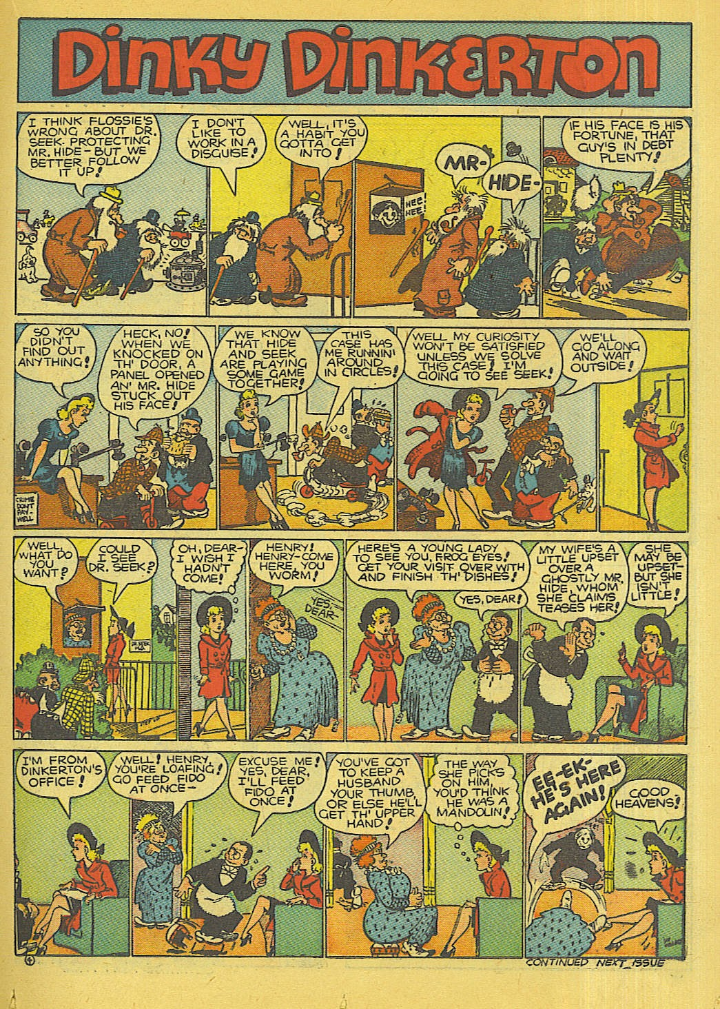 Reglar Fellers Heroic Comics issue 5 - Page 26