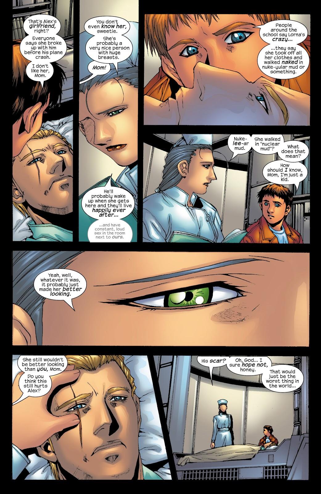 Uncanny X-Men (1963) issue 418 - Page 4