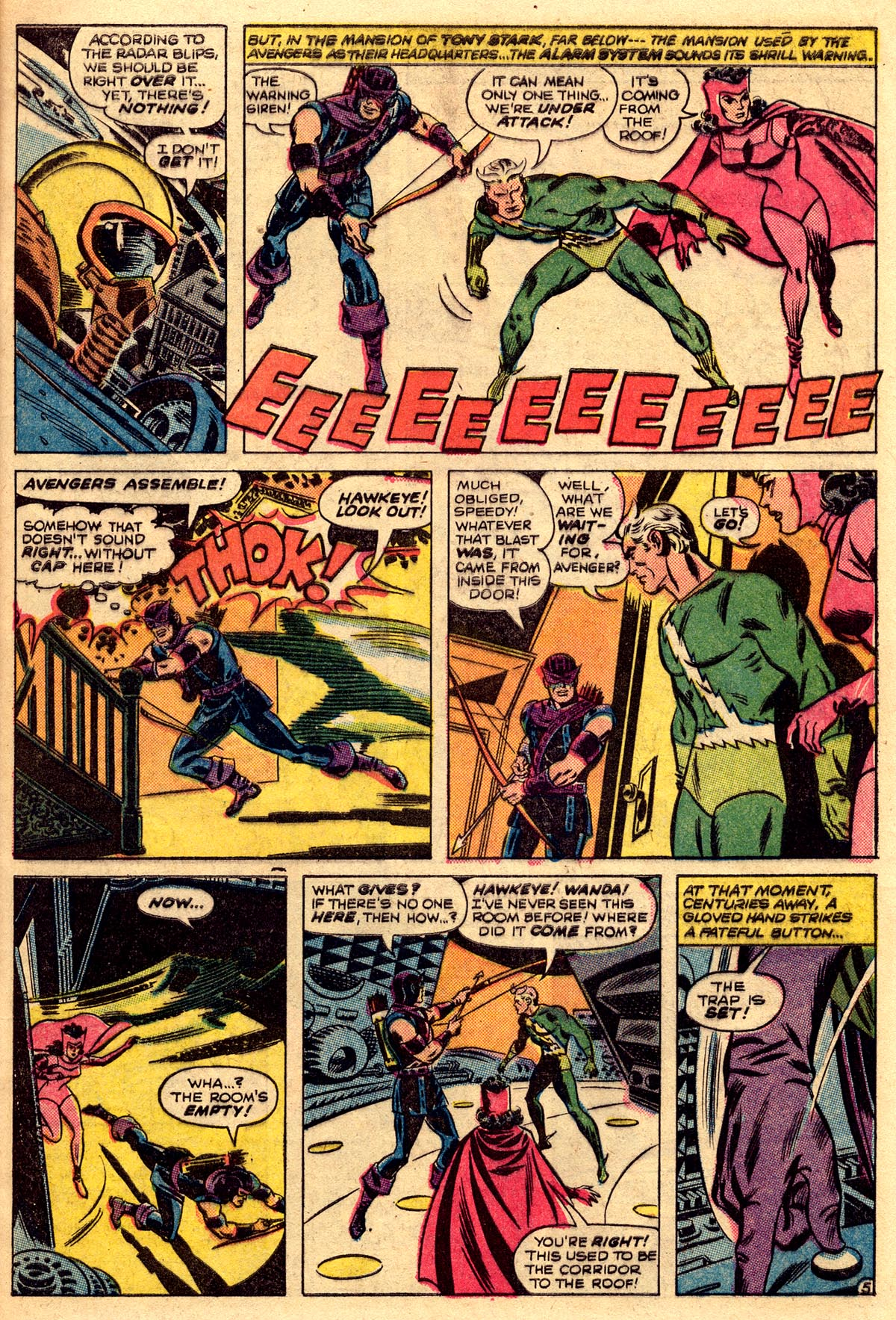 The Avengers (1963) 23 Page 8