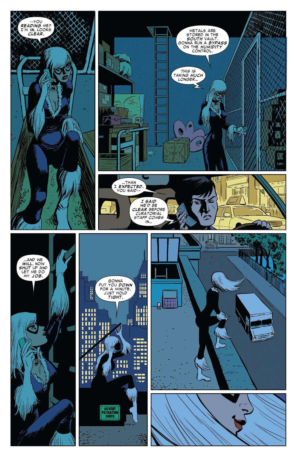 Amazing Spider-Man Presents: Black Cat Issue #3 #3 - English 15