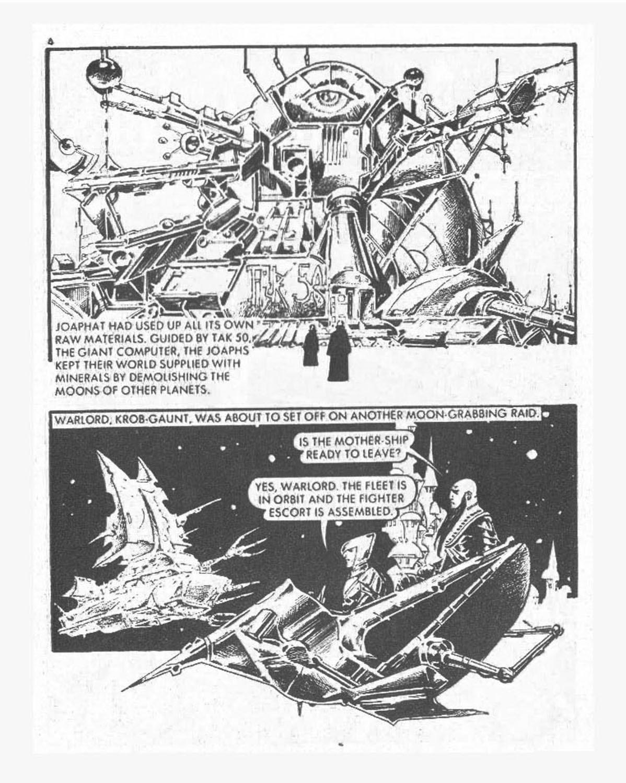 Starblazer issue 29 - Page 4
