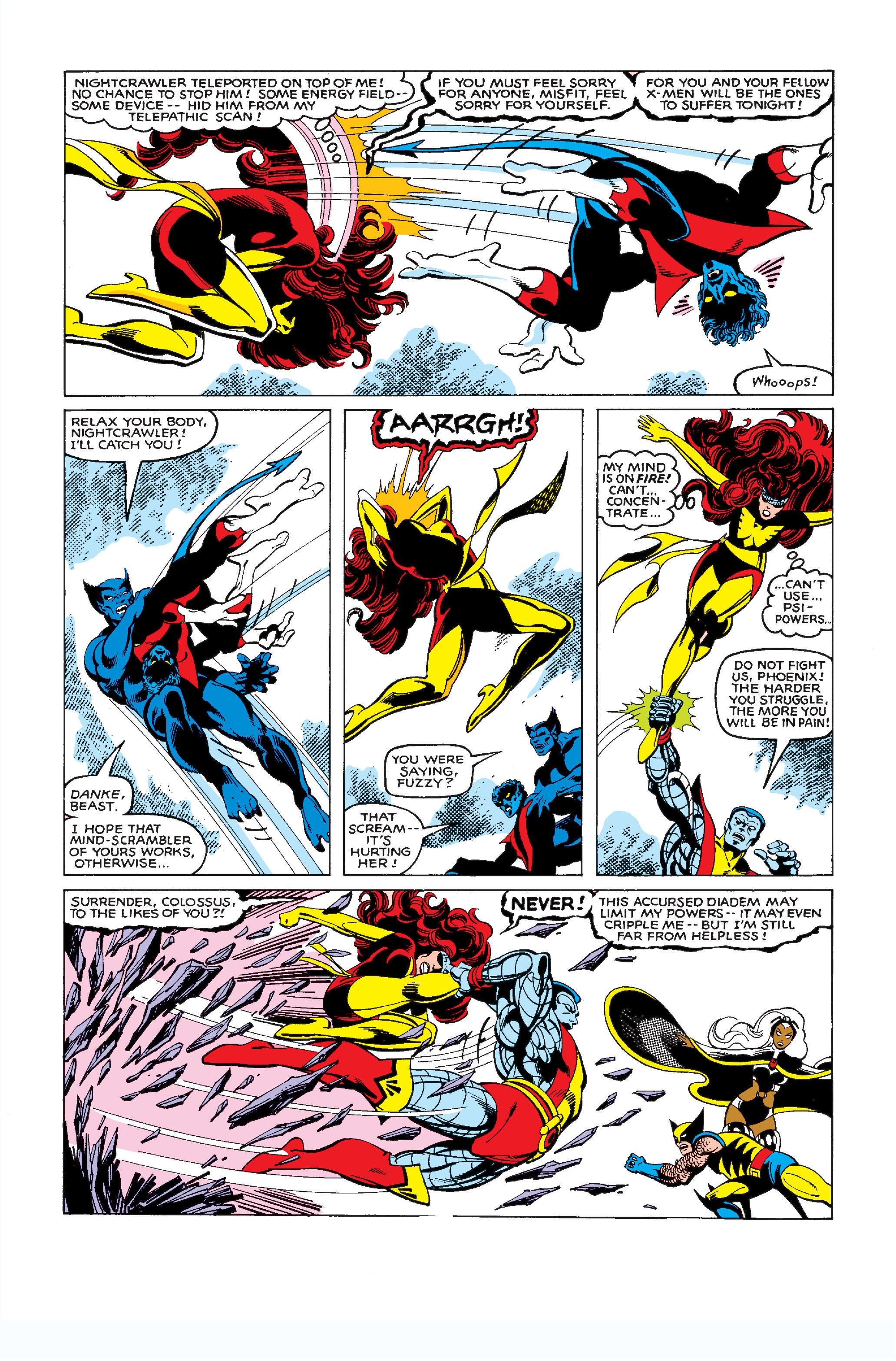 Read online Uncanny X-Men (1963) comic -  Issue #136 - 10