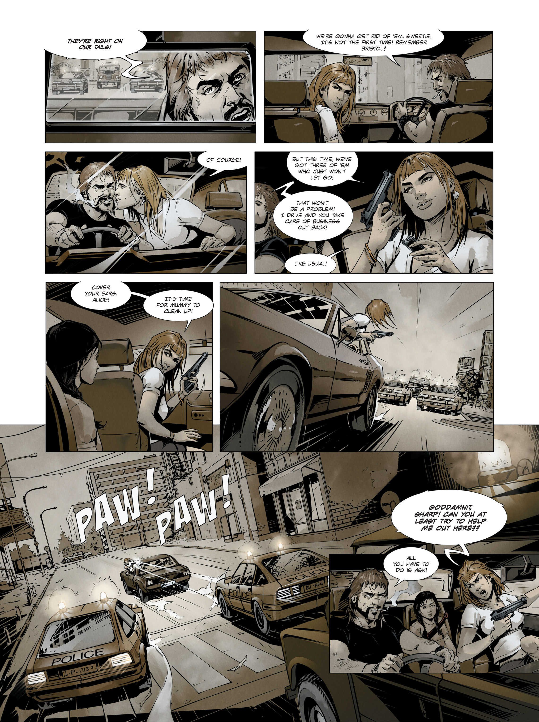 Read online Alice Matheson comic -  Issue #3 - 16