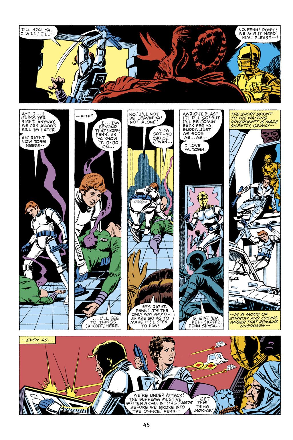 Read online Star Wars Omnibus comic -  Issue # Vol. 18 - 38