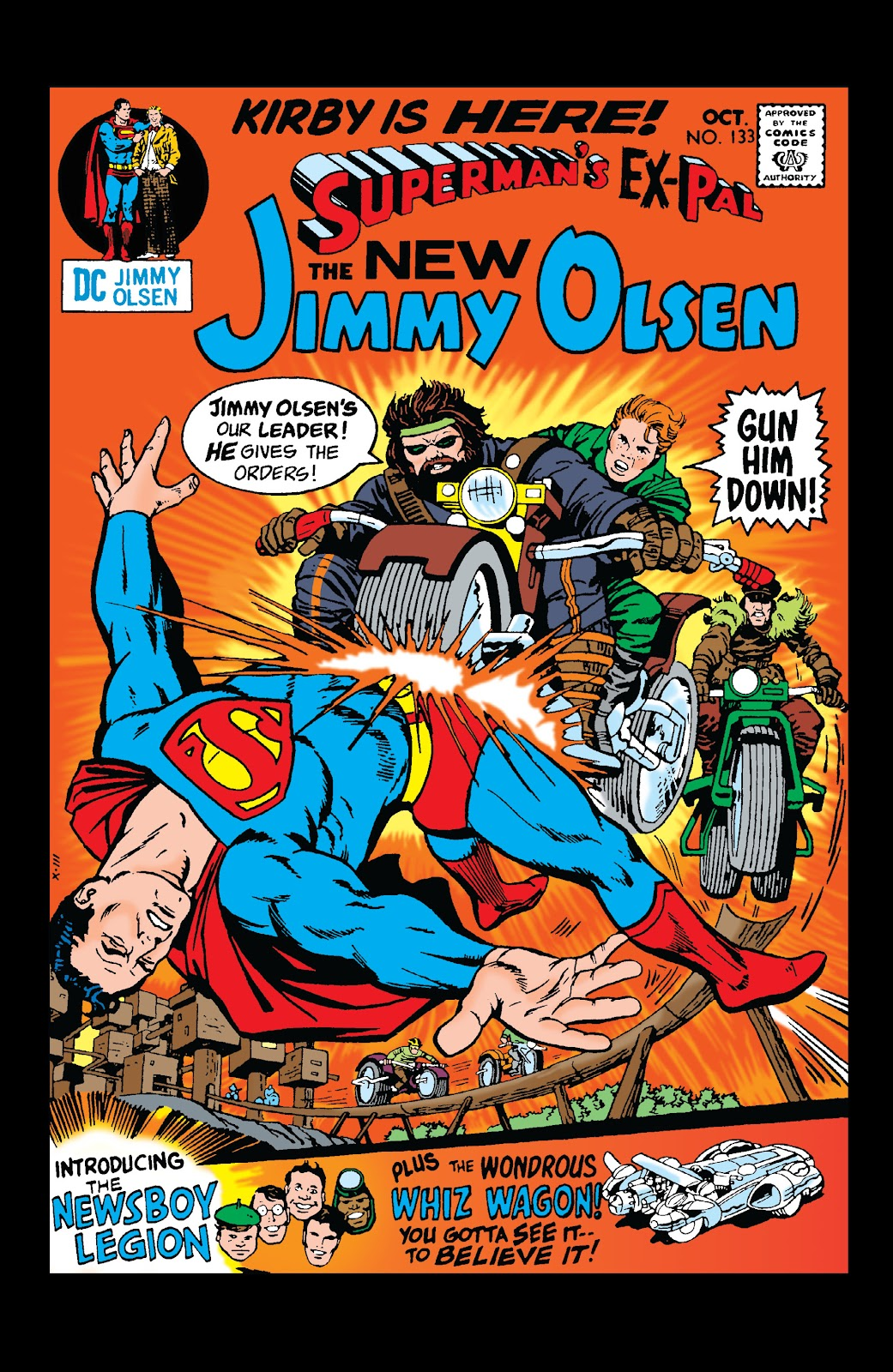 Read online Superman's Pal, Jimmy Olsen by Jack Kirby comic -  Issue # TPB (Part 1) - 8