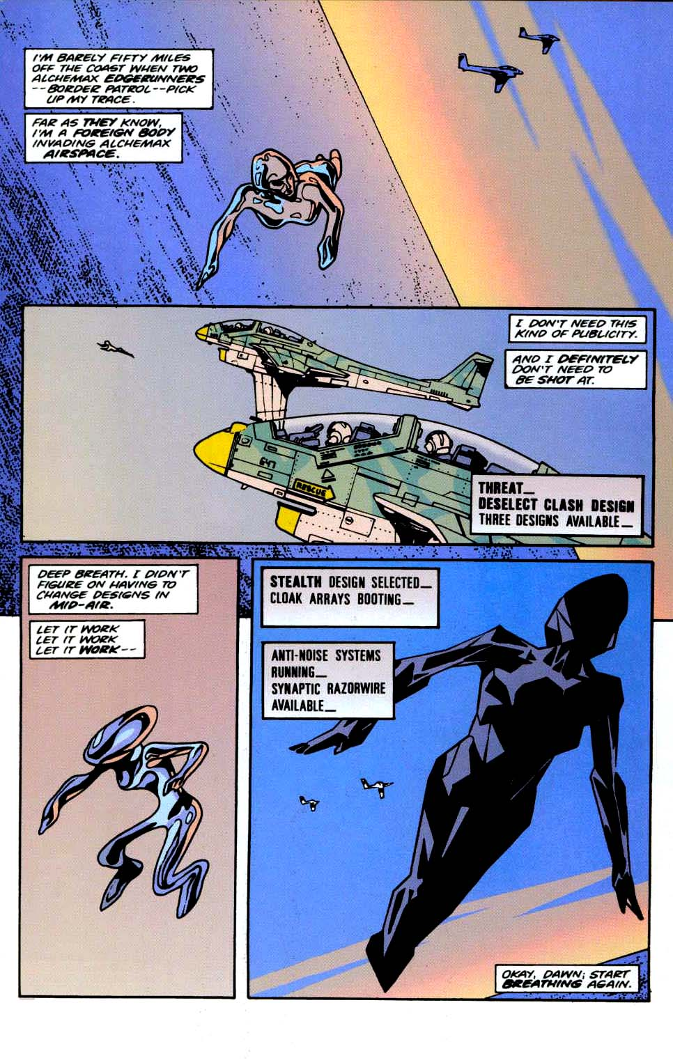 Read online 2099 Unlimited comic -  Issue #9 - 40