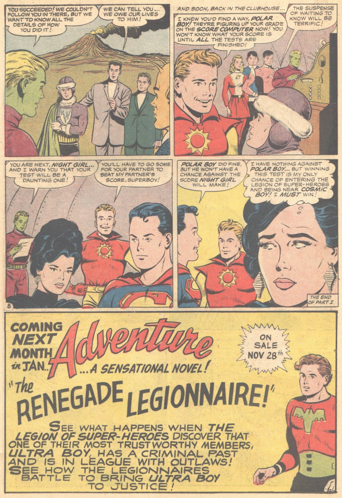 Read online Adventure Comics (1938) comic -  Issue #501 - 89