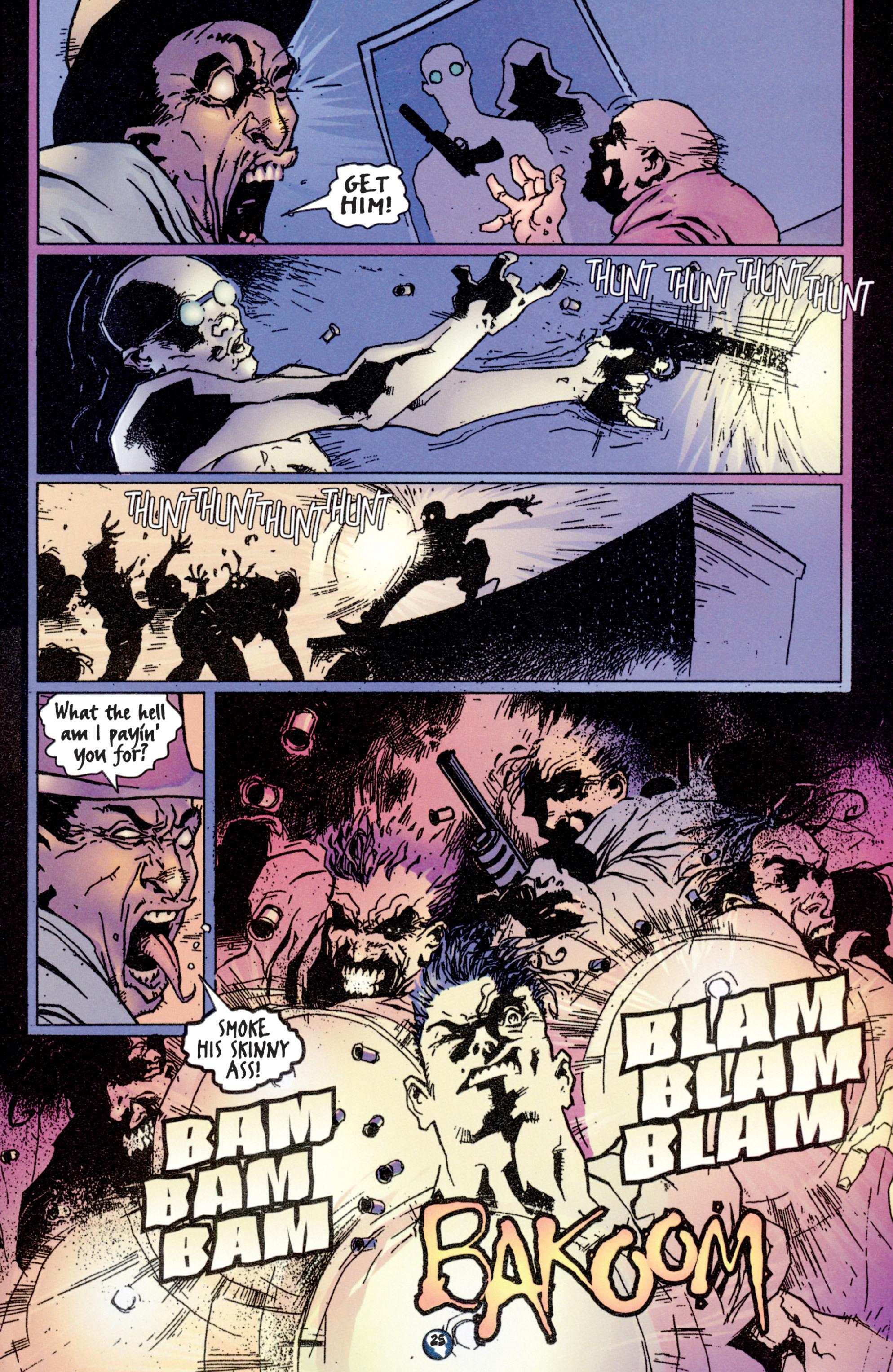 Read online Shadowman (1997) comic -  Issue #2 - 20