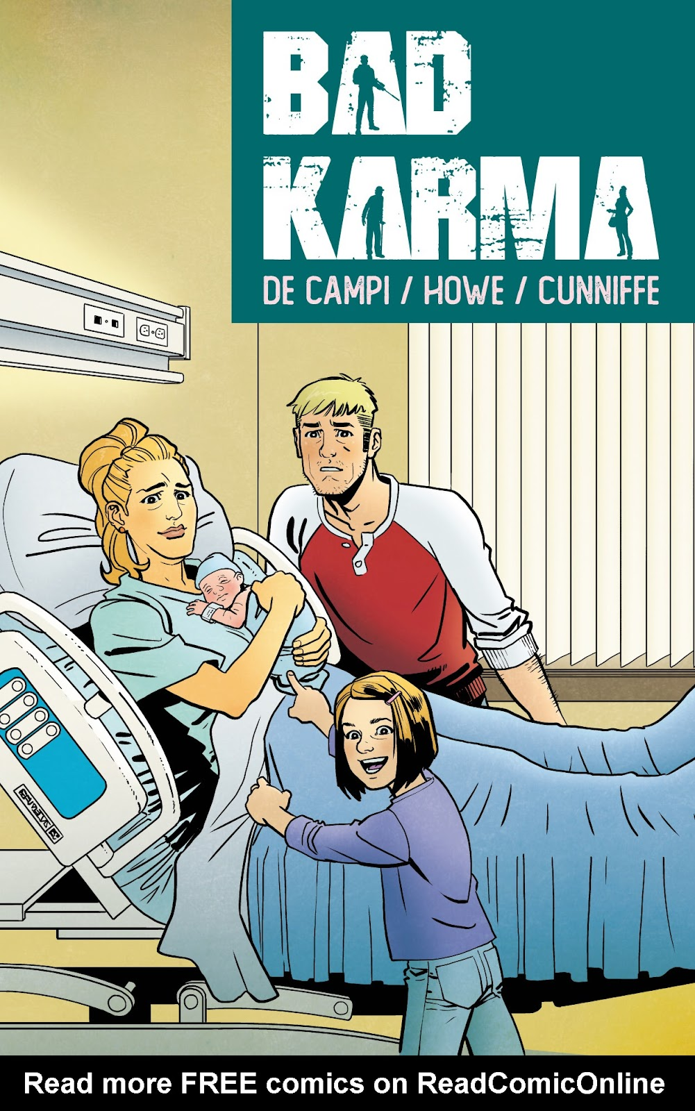 Bad Karma issue 3 - Page 1