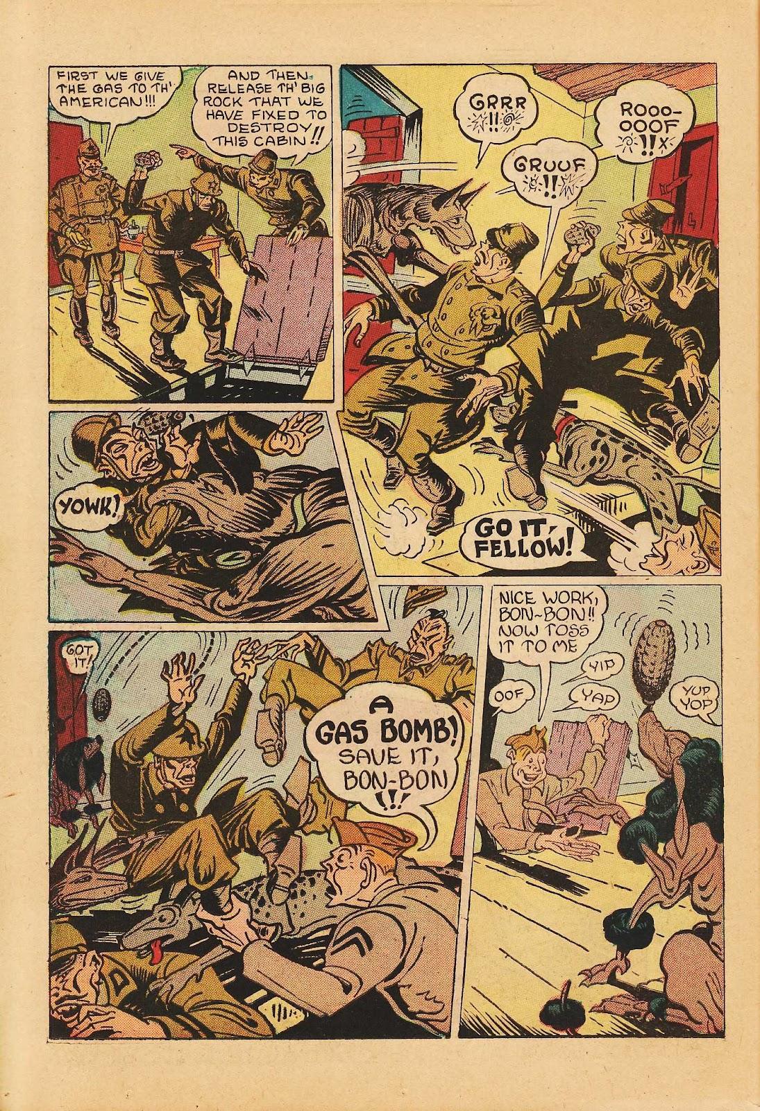 Super-Magician Comics issue 22 - Page 46