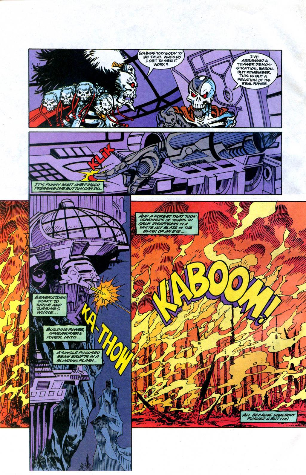 Skeleton Warriors Issue #4 #4 - English 16