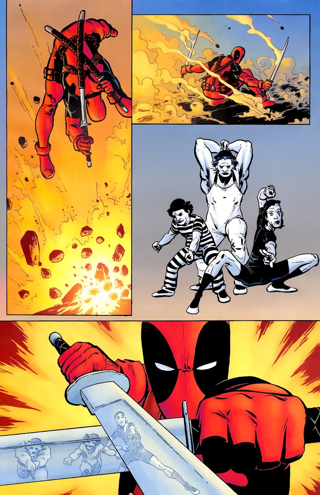 Read online Deadpool (2008) comic -  Issue #900 - 17
