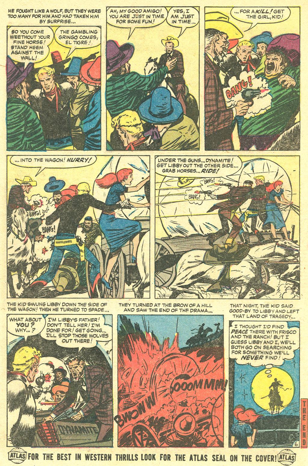 Read online Two-Gun Kid comic -  Issue #21 - 8
