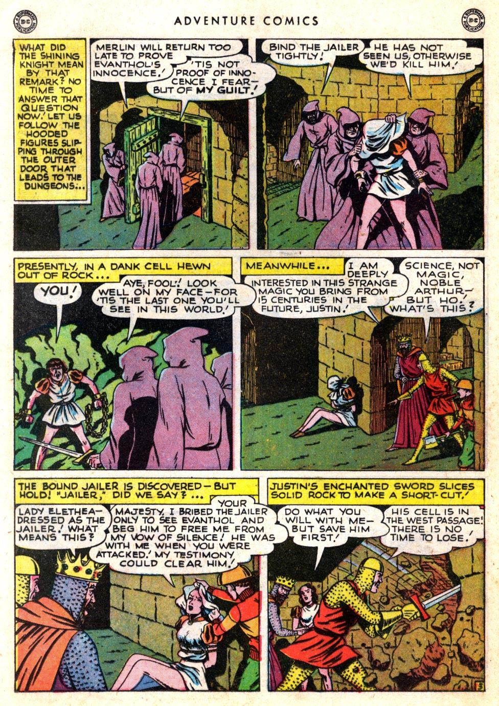 Read online Adventure Comics (1938) comic -  Issue #137 - 34