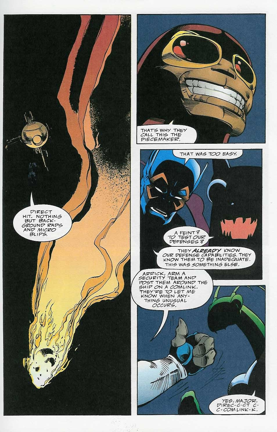 Alien Legion: On the Edge issue 2 - Page 16
