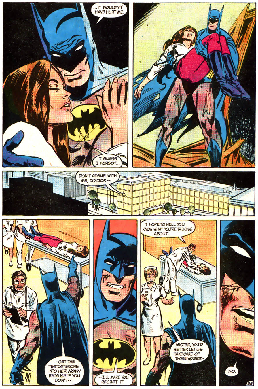 Read online Detective Comics (1937) comic -  Issue # _Annual 1 - 36
