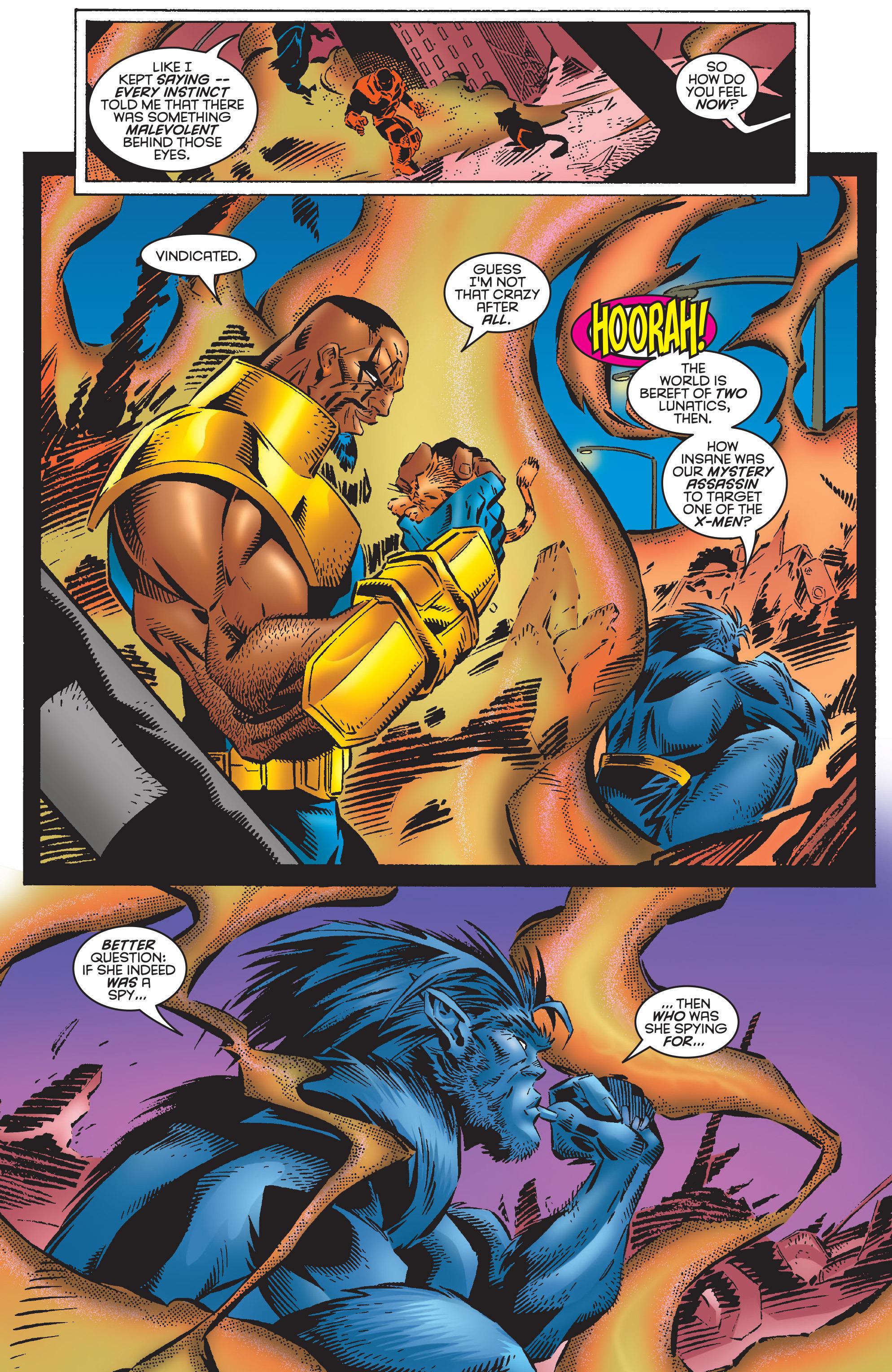 X-Men (1991) 49 Page 19