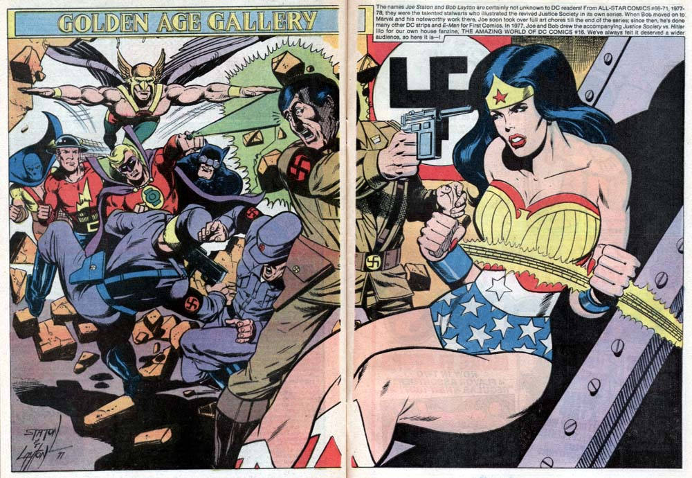 Read online All-Star Squadron comic -  Issue #40 - 26