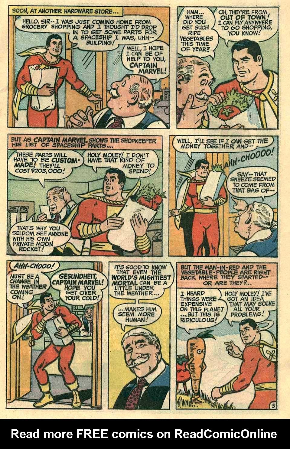 Read online Shazam! (1973) comic -  Issue #10 - 6