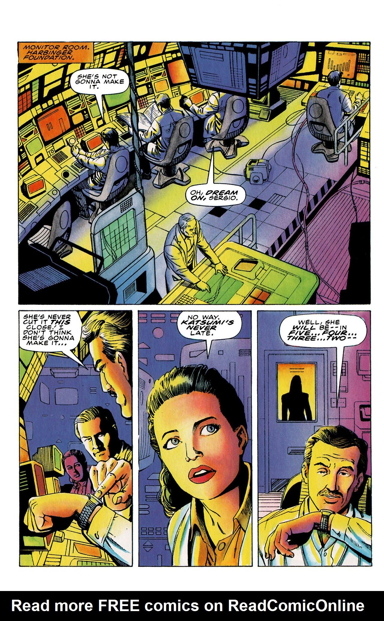 Read online Harbinger (1992) comic -  Issue #26 - 13