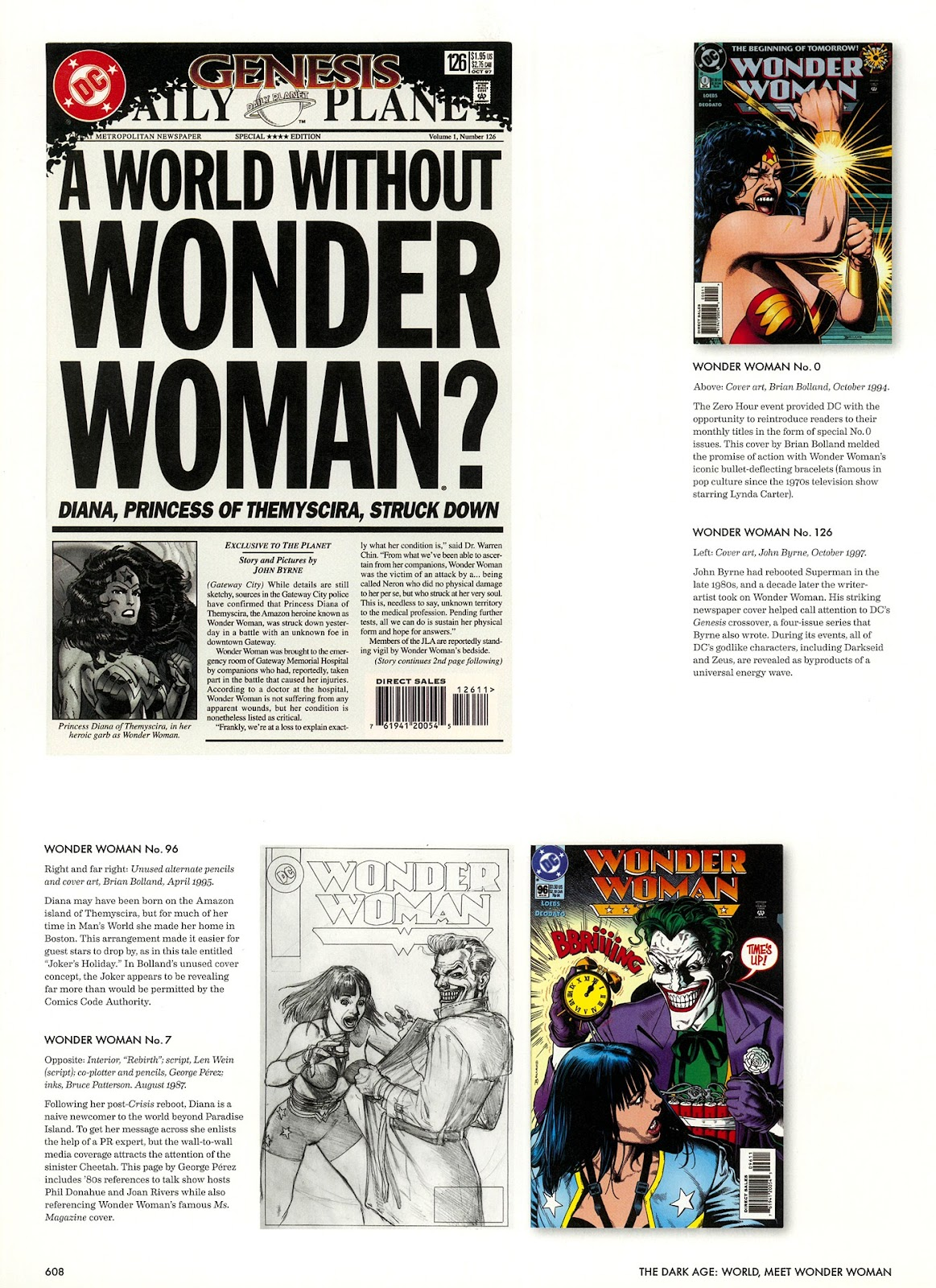 Read online 75 Years Of DC Comics comic -  Issue # TPB (Part 7) - 31